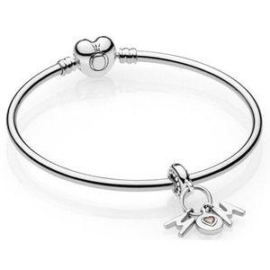 "PANDORA Perfect Mom Bangle Gift Set 7.5"" Bracelet"